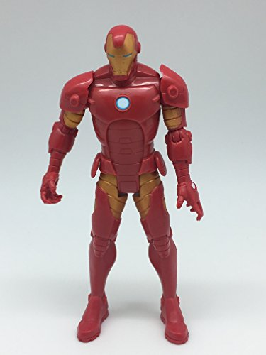 Avengers Action Figure 6 Inch In Plain Packaging (Action Figure Packaging)