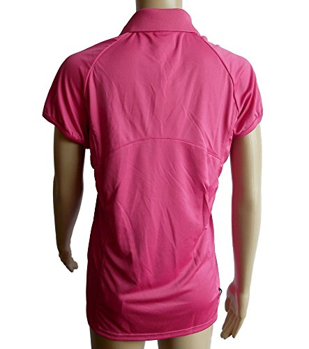 Adidas Fleurpolo 1 Poloshirt Climalite Damen Polo T-Shirt Rosa Neu Gr. M/40