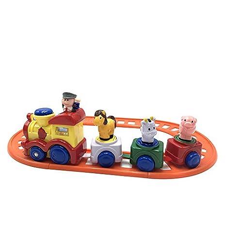 Navystar Tren musical Animal Farm 4891622680017