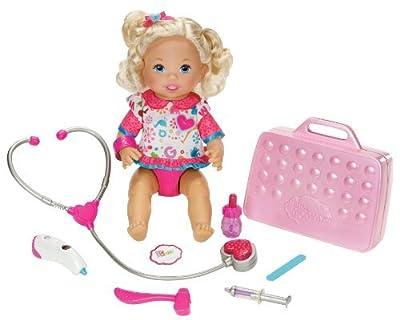 Little Mommy Doctor Mommy Doll by Mattel