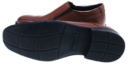 Kenneth Cole New York Mens Zapato Slip On Shoes; Marrone (8 Medio Noi)