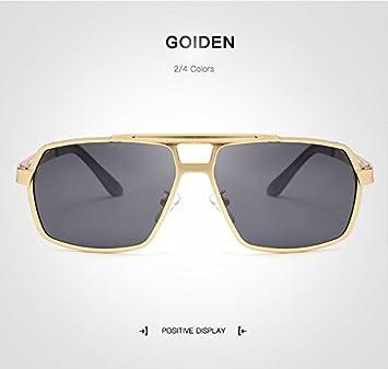 Jusheng Gafas de Sol Hombres Gafas Polarizadas Gunes Gozlogo Gafas Polarizadas Hombres Tan Fresco Conducción Moto