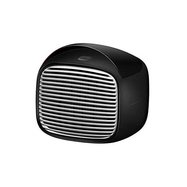 MXK-Lampe 800W Heating Mini Fan Heater Ceramic Heater Function Portable Powerful Fan Heater Mobile Ceramic Heater…
