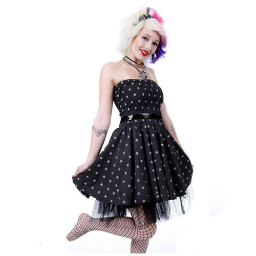 Petticoat Pünktchen Kleid