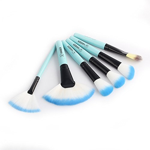 Vander Makeup Brushes Set 32 Pcs(Blue)
