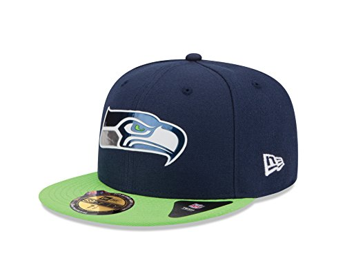 NFL Draft 2015 Seattle Seahawks On Stage 59Fifty Cap-738