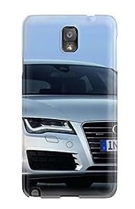 Galaxy Note 3 Case Cover Skin : Premium High Quality Audi A7 22 Case