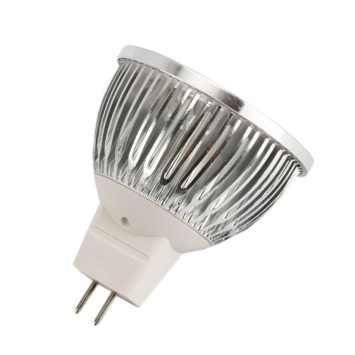 lanlan 12v 4w dimmable mr16 led bulb 6000k daylight led spotlight 50watt equivalent 330. Black Bedroom Furniture Sets. Home Design Ideas