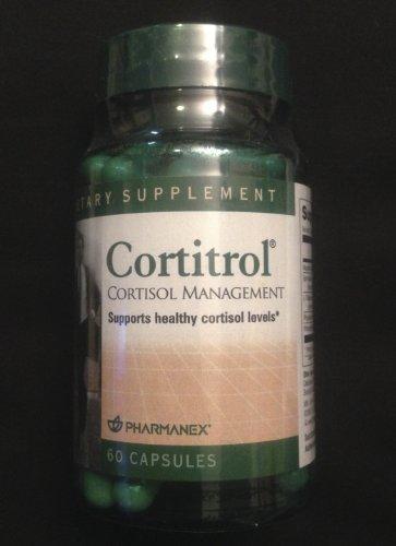 Nu Skin Nu Skin Pharmanex Cortitrol (1 Bouteille = 60 capsules)