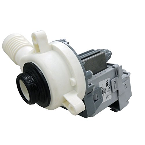 (Supco LP397 Washer Drain Pump Replaces W10276397, AP6018417, PS11751719,)