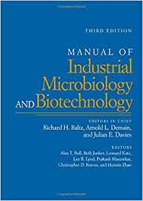 Industrial Microbiology Books Pdf