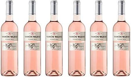 Ramón Bilbao Rosado 6 Botellas de 75 cl