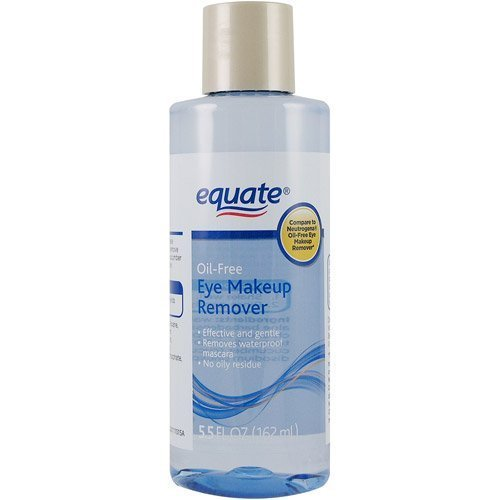 Eye Makeup Remover 5.5oz by Equate, Compare to Neutrogena Oi