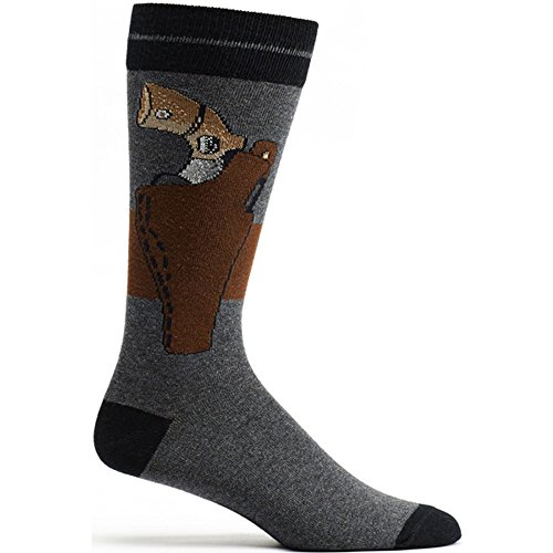 (Ozone Design Men's-Unisex Back Up Sock,H. Gray,One Size )