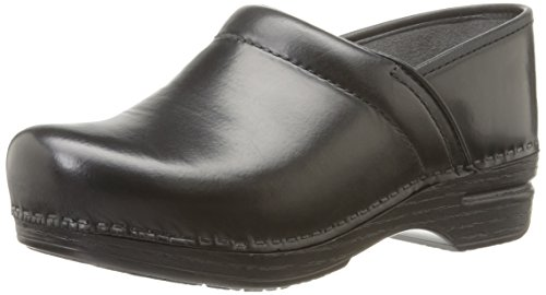 - Dansko Women's Wide Pro Xp, Black Cabrio, 38 EU/7.5-8 W US