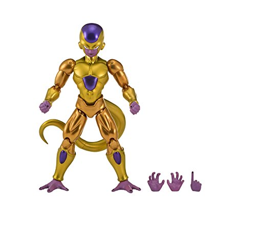 Dragon Ball Super - Dragon Stars Golden Frieza Figure (Series (Dragon Figure Box)
