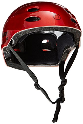 Cheap Razor V-17 Youth Multi-Sport Helmet, Lucid Red