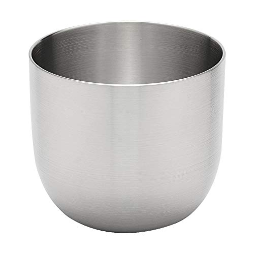 - DANFORTH - Jefferson Cup - 8 Ounces - Pewter - Satin Finish - Handcrafted - Made in USA
