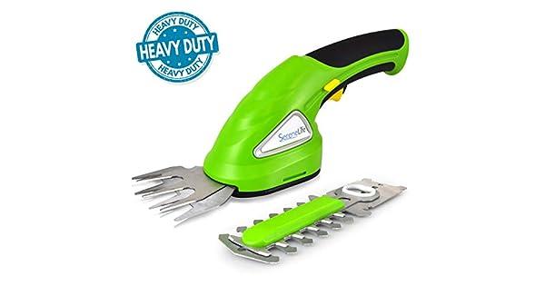 Amazon.com: SereneLife PSLHTM20 cortadora de pasto ...