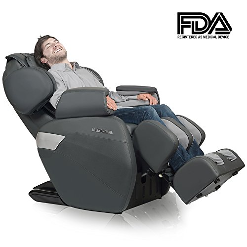 RELAXONCHAIR [MK-II PLUS] Full Body Zero Gravity Shiatsu...