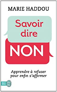 "Afficher ""Savoir dire non"""