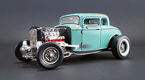 1932 Ford 5 Window Southern Speed & Marine Diecast Model Car by Acme in 1:18 Scale (Cars 18 1 Kit)