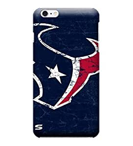 iPhone 6 Plus Case, NFL - Houston Texans Distressed - Houston Texans - iPhone 6 Plus Case - High Quality PC Case by ruishername
