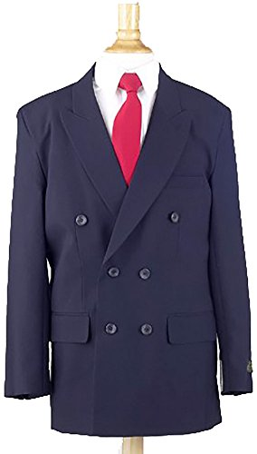 New Boys Double Breasted (DB) Navy Blue Dress Suit, Sizes...