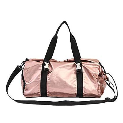 Glitter Gym Bag Bolsas de Fitness para Mujeres Hombres Yoga ...