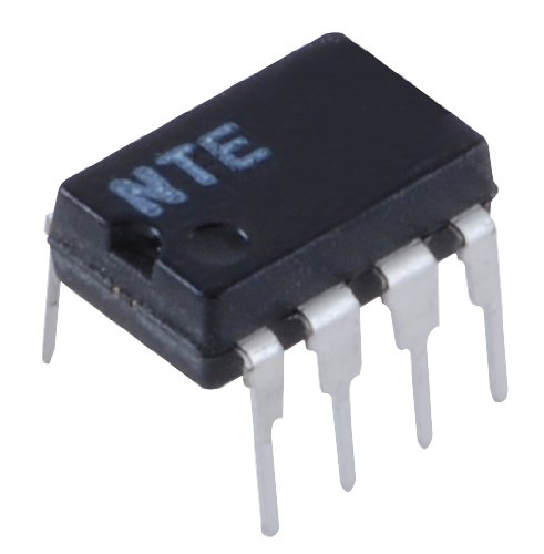 - NTE Electronics NTE889M Integrated Circuit Dual Low Power JFET OP Amplifier, 8-Lead DIP Package, 36V Supply Voltage