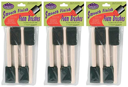 Bestselling Foam Paintbrushes