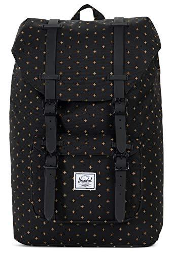 Herschel Little America Laptop Backpack, Black