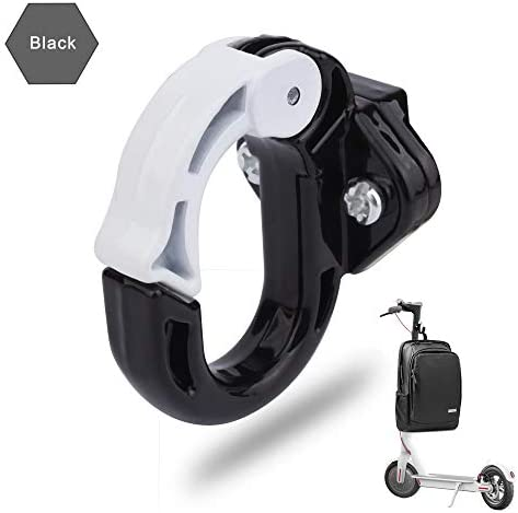 TOMALL Front Hanger Bag Accessories Aluminium Alloy Hanging Bags Hook Luggage Helmet Hook for Xiaomi Mijia M365 Electric Scooter