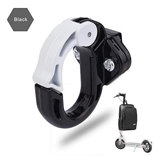 TOMALL Front Hanger Bags Accessories Aluminium Alloy Hanging Bag Hook Luggage Helmet Hook for Xiaomi Mijia M365 Electric Scooter