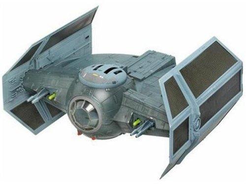 Darth Vaders TIE Advanced x1 Starfighter The Saga Collection Star Wars