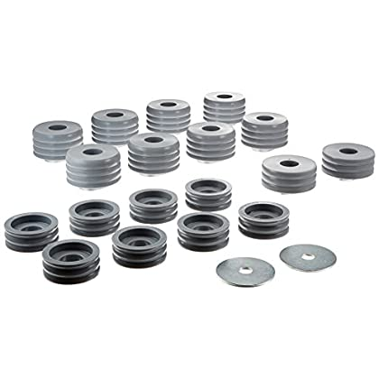 Image of Body Lift Kits Daystar, Ford F250/350 Kevlar infused polyurethane Body Mounts, fits 1999 to 2017 2/4WD, KF04050KV, Made in America