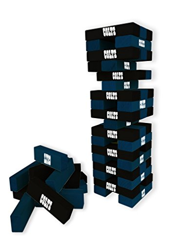 (Wild Sports NFL Indianapolis Colts Table Top Stackers)