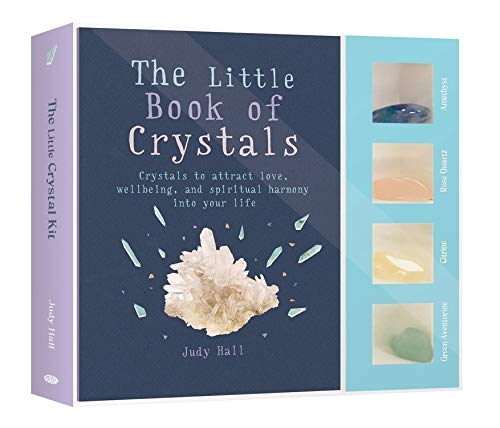 (The Little Crystals Kit: Crystals to attract love, wellbeing and spiritual harmony into your life)