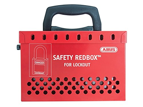 """B835 Safety Redboxâ""""¢ For Group Lockout"""