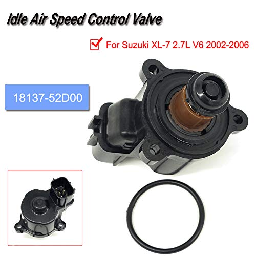 18137-52D00 Idle Air Speed Control Valve For Suzuki XL-7 2.7L V6 2002-2006