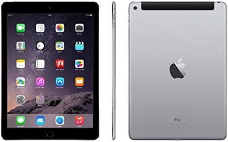 Apple iPad Air 2 16GB Cellular Space Gray (Renewed)