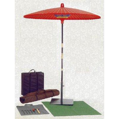 野点傘 2尺5寸 (傘立ては別売 傘のみ) B00729ANXQ