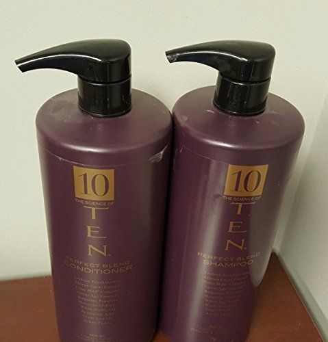 Alterna The Science of Ten Perfect Blend Shampoo and Conditi