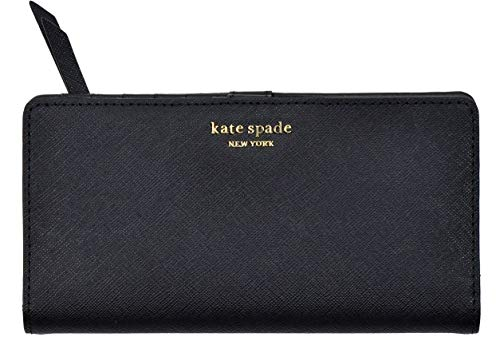 Kate Spade New York Wellesley Printed Stacy (New Black 2019) -