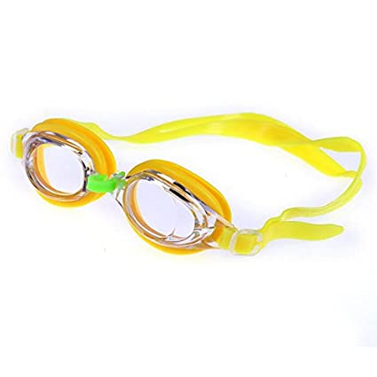 Original Waterproof Anti-fog Glasses Uv Protection Hd Swimming Goggles Eyewear 5 Color Bathroom Fixtures Home Improvement