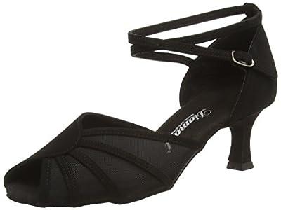 "Diamant Women's Model 020-2"" (5.0 cm) Flare Heel Shoe"