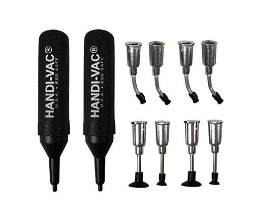 - Tool Parts 2017 New Lens Screen Holder IC IC Bag ESD Anti-static Vacuum Pen 2pcs HANDI-VAC Air Bag Suction Pen + 8 nozzles, Vacuum picker