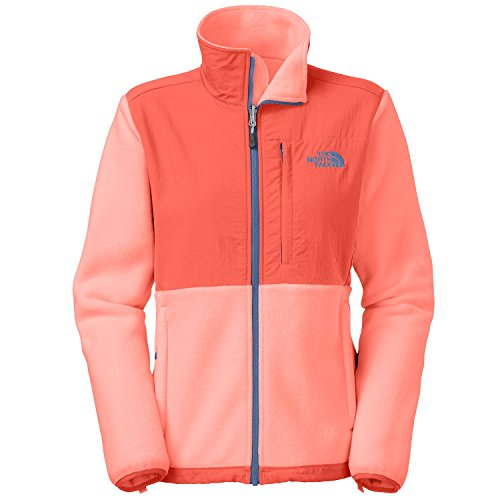 The North Face Denali Jacket - Women's Recycled Punch Orange/Emberglow Orange X-Small