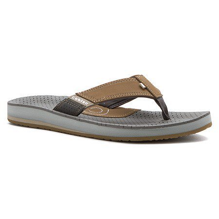 (Cobian Men's ARV Flip-Flop, Chocolate, 9 M US)
