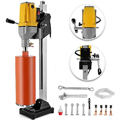 Handheld Dry Core Drill - Happybuy Diamond Drilling Machine 6
